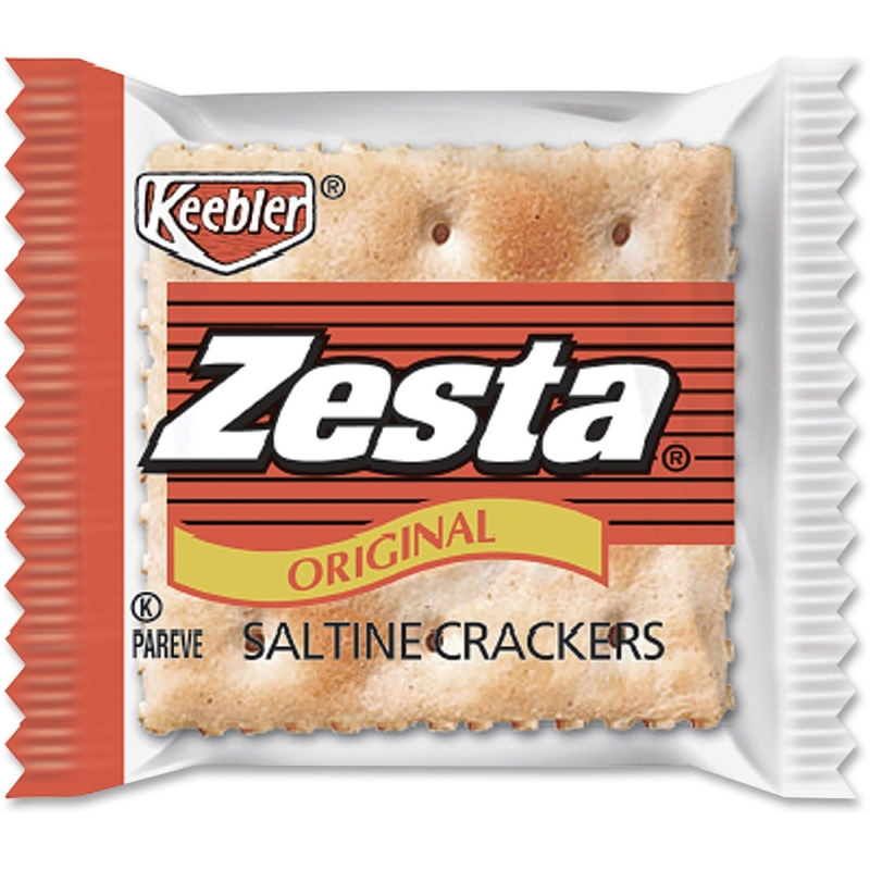 Keebler Zesta Saltine Crackers Packets 01008 KEB01008