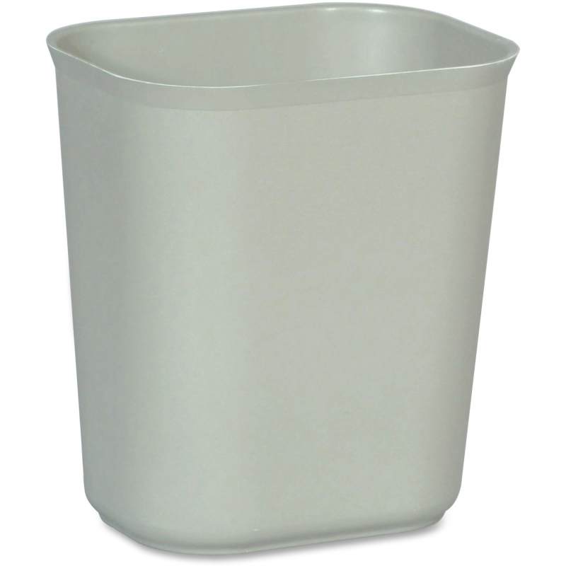 Rubbermaid Commercial 14qt. Fire Resistant Wastebasket 254100GY RCP254100GY