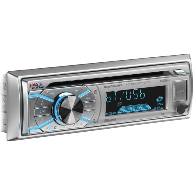 Boss Audio Single-DIN CD Player Bluetooth MR508UABS