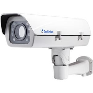 GeoVision 1 MP 10x Zoom B/W Network Camera 84-LPC1200-001U GV-LPC1200