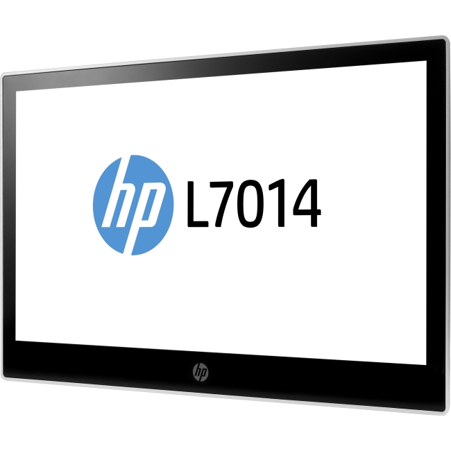 HP 14-in Retail Monitor T6N31A8#ABA L7014