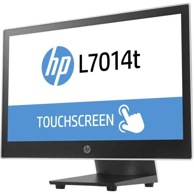 HP 14-inch Retail Touch Monitor T6N32AA#ABA L7014t