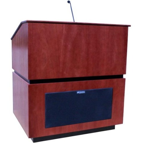 AmpliVox Coventry Lectern with Sound SS3030-CH SS3030
