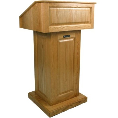 AmpliVox Victoria Lectern with Sound SS3020-CH SS3020
