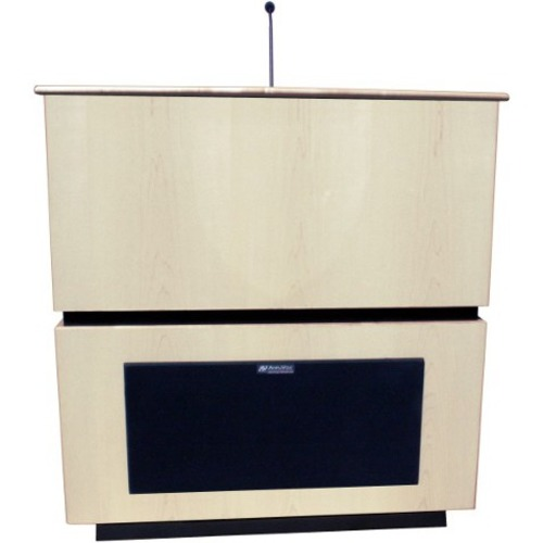 AmpliVox Coventry Lectern with Sound SS3030-MP SS3030