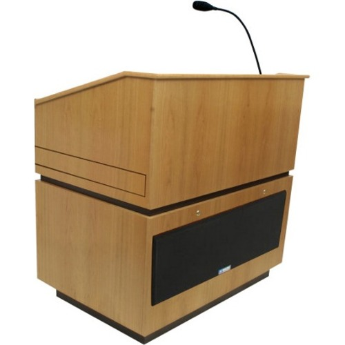AmpliVox Coventry Lectern with Sound SS3030-OK SS3030
