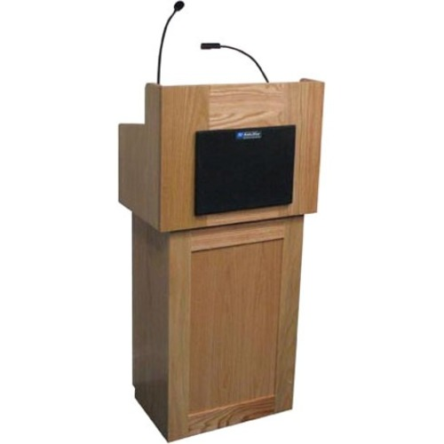 AmpliVox Oxford Lectern with Sound SS3010-MH SS3010