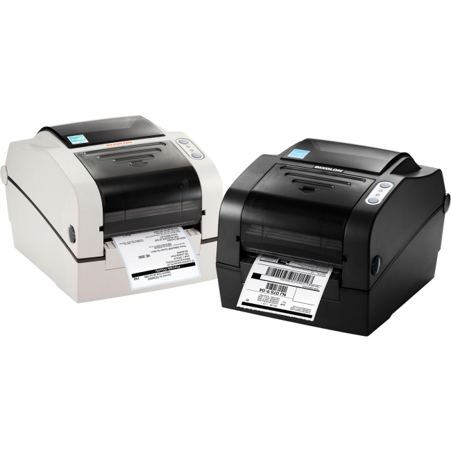 Bixolon 4 inch Thermal Transfer Desktop Label Printer SLP-TX420