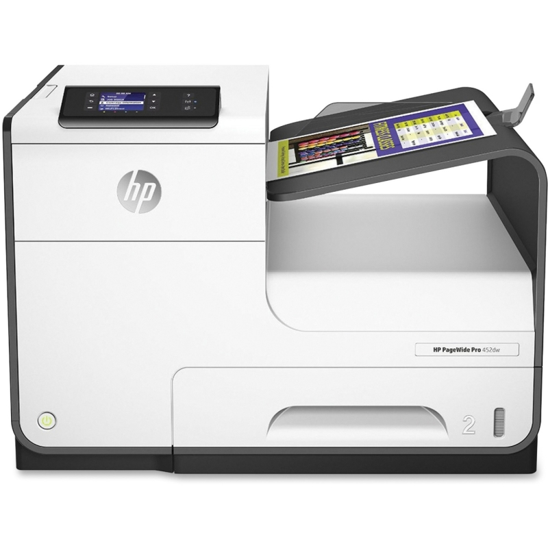 HP PageWide Pro Printer D3Q16A HEWD3Q16A 452dw