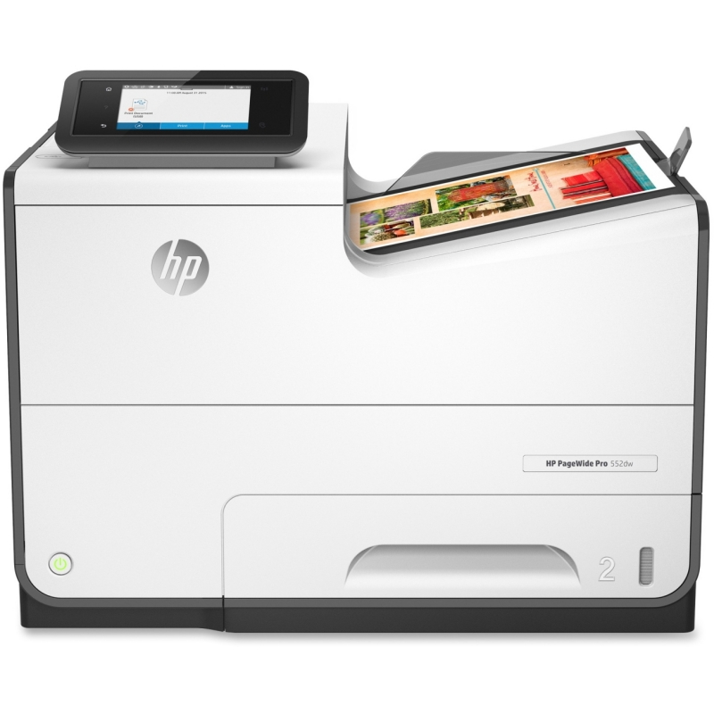 HP PageWide Pro Printer D3Q17A HEWD3Q17A 552dw