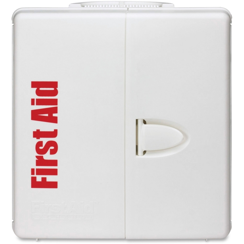 First Aid Only A Plus 202-pc SC First Aid Cabinet 90580 FAO90580
