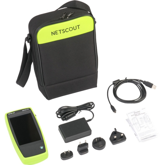 NetScout AirCheck Wireless Tester AIRCHECK-G2 G2