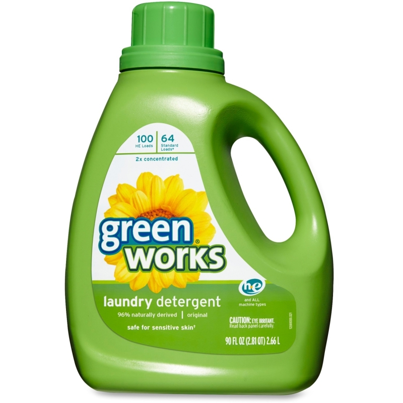 Green Works Laundry Detergent 30319 CLO30319 100446003031999