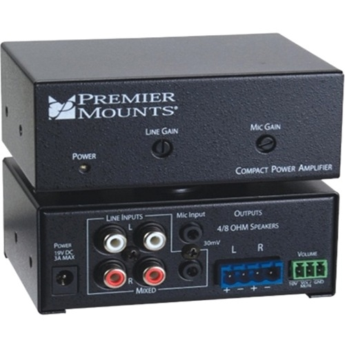 Premier Mounts Power Amplifier CPA-50