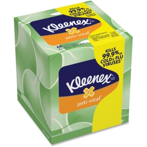 Kleenex Anti-Viral Facial Tissue 25836CT KCC25836CT