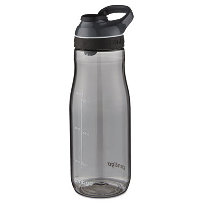 Contigo Cortland AUTOSEAL Water Bottle, 32 oz, Smoke, Plastic CNO70889 70889