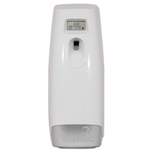 TimeMist Plus Metered Aerosol Fragrance Dispenser, 3.4 x 3.4 x 8 1/4, White TMS1048502EA