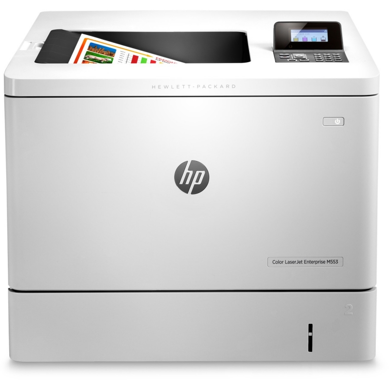 HP Color LaserJet Enterprise Printer B5L25A HEWB5L25A M553dn