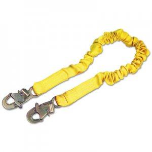DBI-SALA ShockWave2 Shock-Absorbing Lanyard, 900 lb Arresting Force DBS1244306 098-1244306