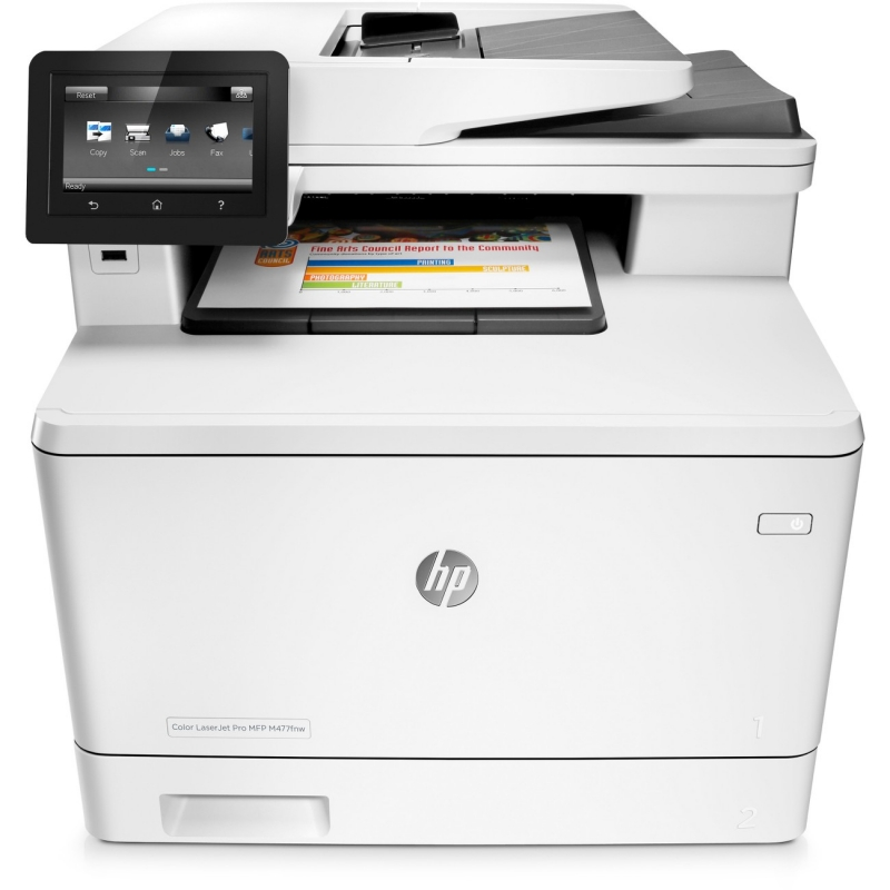 HP LaserJet Pro Laser Multifunction Printer CF377A HEWCF377A M477fnw