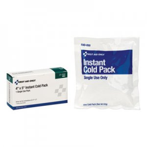 First Aid Only Cold Pack, 1 1/4 x 2 1/8 FAO21004