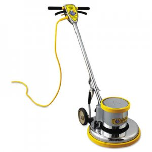 "Mercury Floor Machines PRO-175-17 Floor Machine, 1.5 HP, 175 RPM, 16"" Brush Diameter MFMPRO17 MFM PRO-17"