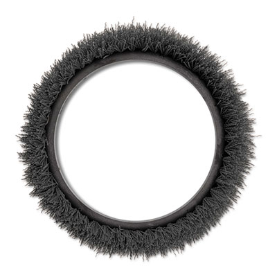 "Oreck Commercial Orbiter Carpet Shampoo Brush, 12"" dia, Black ORK237049 237049"