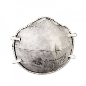 3M R95 Particulate Respirator w/Nuisance-Level Organic Vapor Relief, 20/Box MMM8247 142-8247