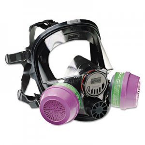 North Safety 7600 Series Full-Facepiece Respirator Mask, Medium/Large NSP760008A 068-760008A
