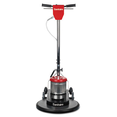 "Sanitaire Commercial High-Speed Floor Burnisher, 1 1/2 HP Motor, 20"" Pad, 1500 RPM EURSC6045D EUR 6045"