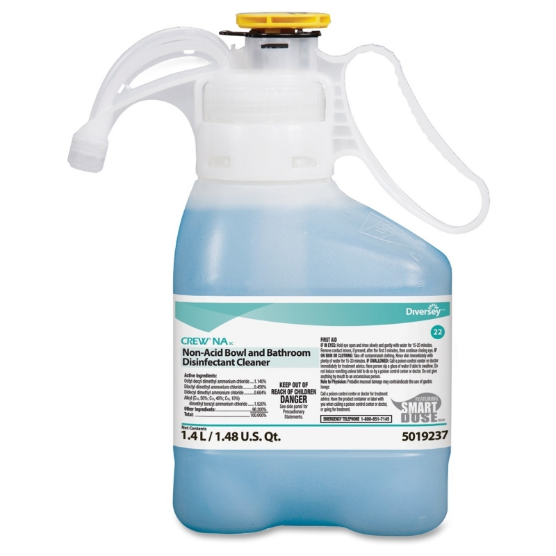 Diversey Non-acid Bowl/Bathroom Cleaner 5019237CT DVO5019237CT