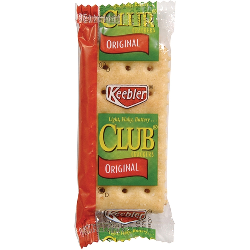 Keebler Club Crackers Packets 01032 KEB01032