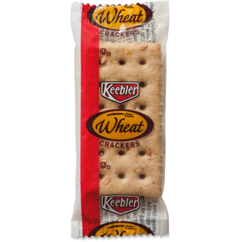 Keebler Club Wheat Crackers Packets 05066 KEB05066