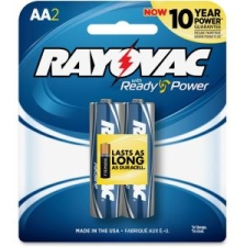 Rayovac Alkaline AA Batteries 8152FCT RAY8152FCT