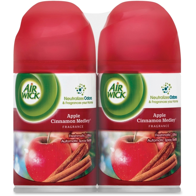 Airwick Apple/Cinn Scent Refill 82680CT RAC82680CT