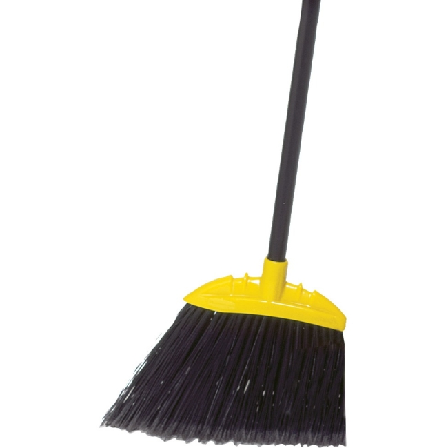 Rubbermaid Commercial Lobby Broom 637400BKCT RCP637400BKCT