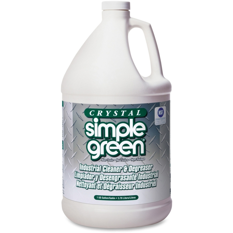 Simple Green Crystal Industrial Cleaner/Degreaser 19128CT SMP19128CT