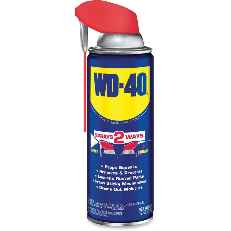 WD-40 Multi-use Product Lubricant 490057CT WDF490057CT