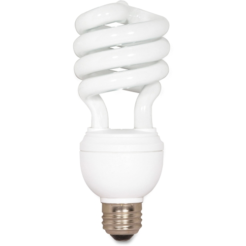 Satco 12/20/26 Watt 3-Way T4 Spiral CFL Bulb S7341CT SDNS7341CT
