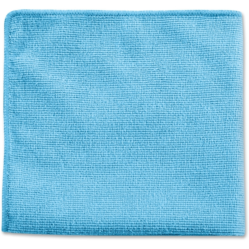Rubbermaid Commercial Blue MF Cleaning Cloth 1820579CT RCP1820579CT