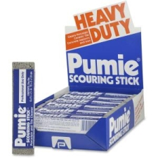 U.S. Pumice Heavy Duty Pumie Scouring Stick JAN12CT UPMJAN12CT