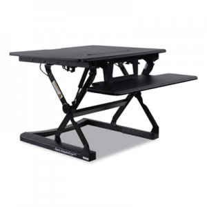 Alera Sit-Stand Lifting Workstation, 26 3/4 x 31 x 19 5/8, Black ALEAEWR1B