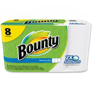 Bounty Select-a-Size Paper Towels 95005