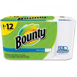 Bounty Select-a-Size Paper Towels 95012
