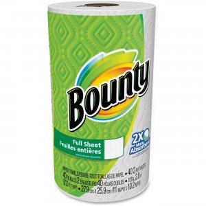 Bounty Full Sheet Paper Towels 95028CT