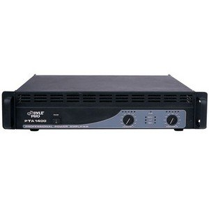 PylePro Professional Power Amplifier PTA1400