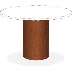 HON Preside Laminate Cylinder Table Base TLRAJ HONTLRAJ - Hon preside table