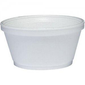 Dart Foam Food Containers 8SJ20 DCC8SJ20