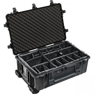 Pelican 1650 Case with Padded Dividers 1650-024-130 1654