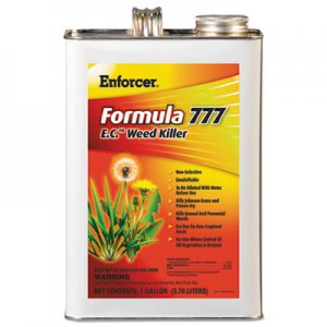 Enforcer Formula 777 E.C. Weed Killer, Non-Cropland, 1 gal Can, 4/Carton AMR1048550 1048550
